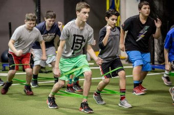 Youth Sports Performance 11-13